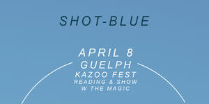 Jesse Ruddock embarks on SHOT-BLUE tour